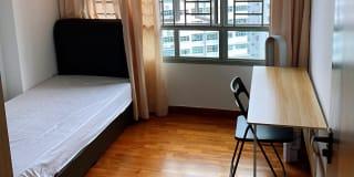 Photo of Joanna Liew's room