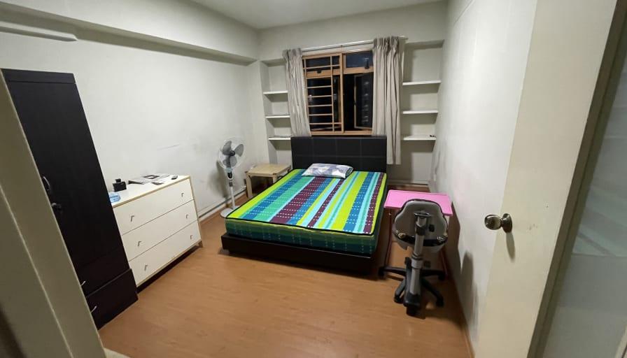 Photo of Sivakumar's room