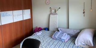 Photo of Tony Lim's room