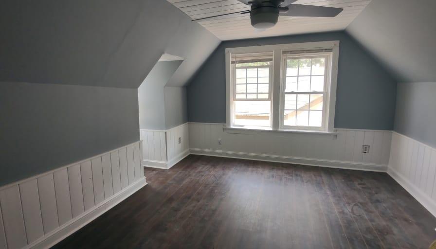 Photo of Brett's room