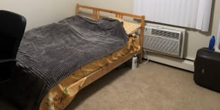 Photo of Sheshu's room