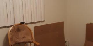 Photo of James's room