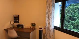 Photo of Edmund's room