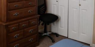 Photo of Carol's room