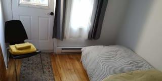 Photo of Josee's room