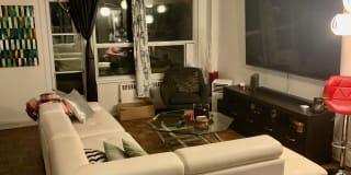 Photo of Blake's room
