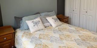 Photo of Phillip Retief's room