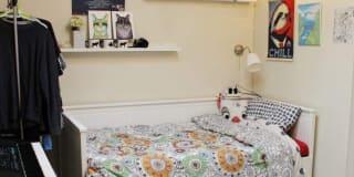 Photo of Marie-Soleil's room