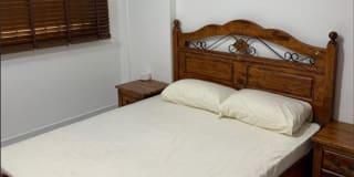 Photo of Walid's room