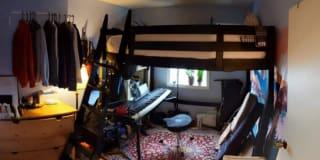 Photo of Julian's room