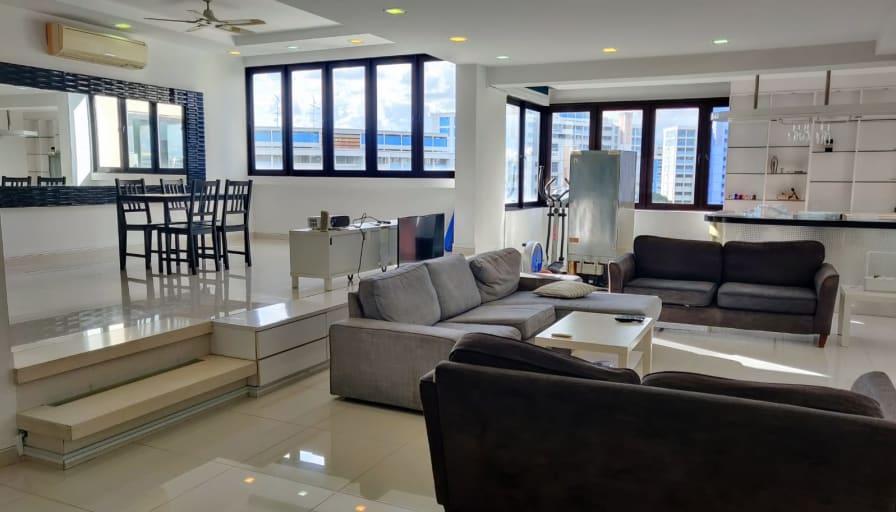 Photo of Piyush's room