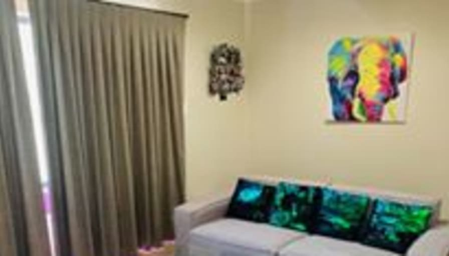 Photo of Yatin's room