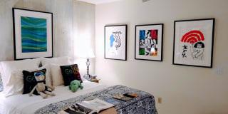 Photo of R's room
