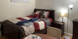 Photo of Emanuel's room