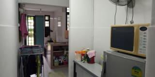 Photo of Shamini's room