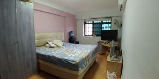 Photo of Ram's room