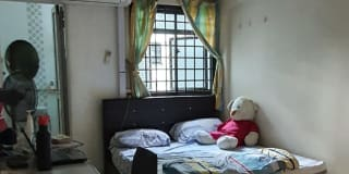 Photo of Andy's room