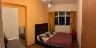 Photo of Vin's room