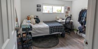 Photo of Harpreet's room