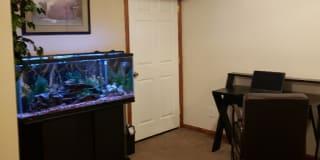 Photo of Lionel's room