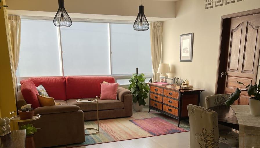Photo of Dash's room