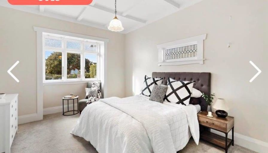Photo of Starsha's room