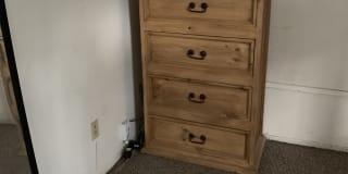 Photo of Virginia Green's room