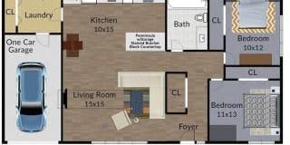 Photo of Adora's room