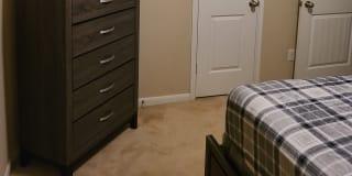 Photo of Glenda's room