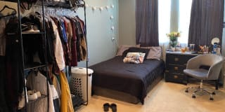 Photo of Jacquelyn's room
