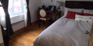 Photo of Simon Robillard's room