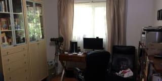 Photo of Marek's room