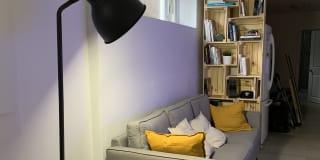 Photo of Paul's room