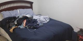 Photo of Davin's room