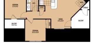Photo of Krittika's room