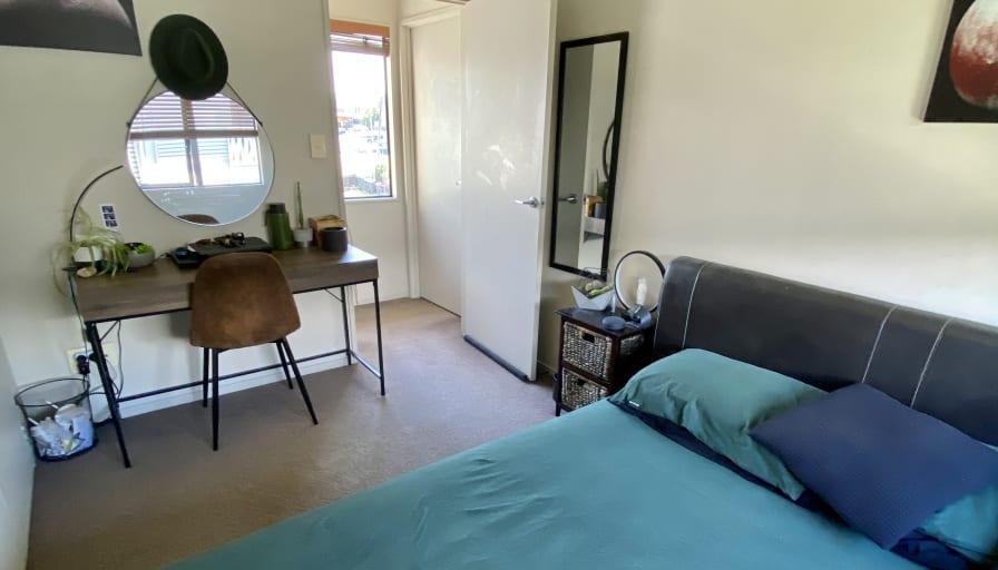 Photo of Josh's room