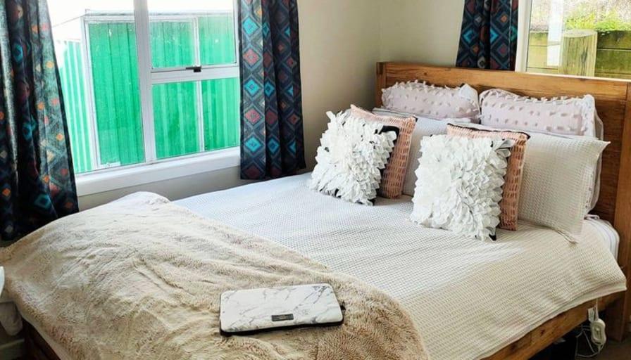 Photo of Izzy's room