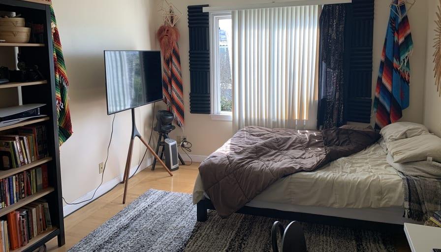 Photo of Chris Watts's room