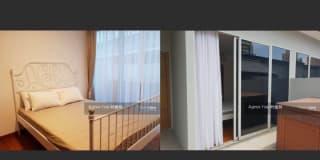 Photo of Hong's room