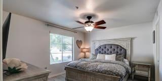 Photo of Loren's room