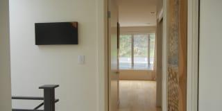 Photo of Raymond's room