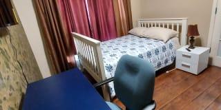Photo of Phyllis's room