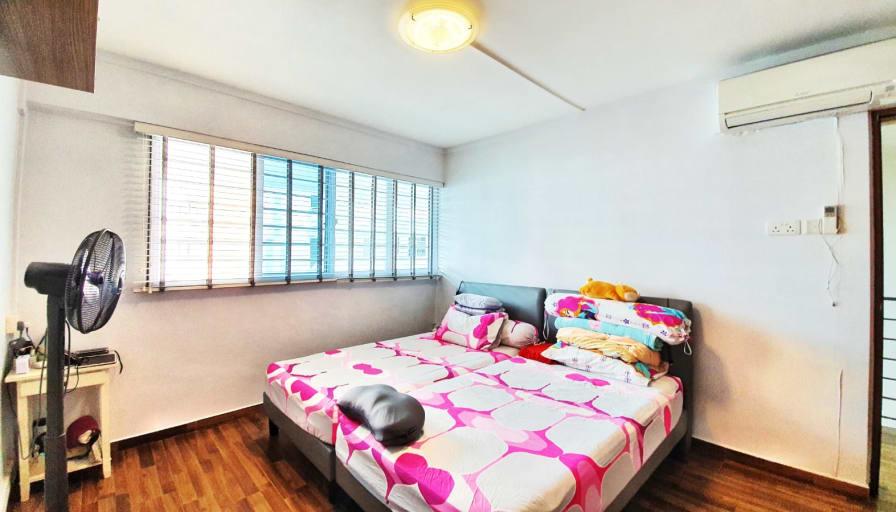 Photo of Raj's room