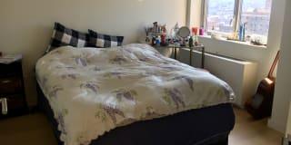Photo of Albert's room