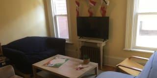 Photo of Mitchell's room