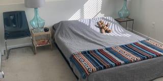 Photo of Edgar's room