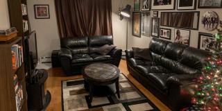 Photo of Corey's room