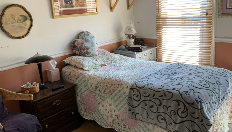 Photo of Vickie's room