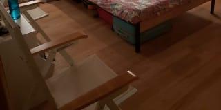 Photo of Gurmehar Sodhi's room