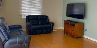 Photo of Peter's room